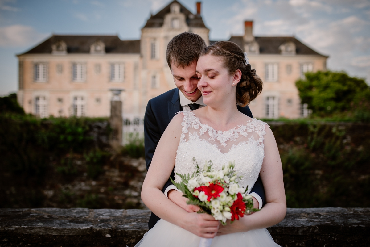 Mariage couple photographie