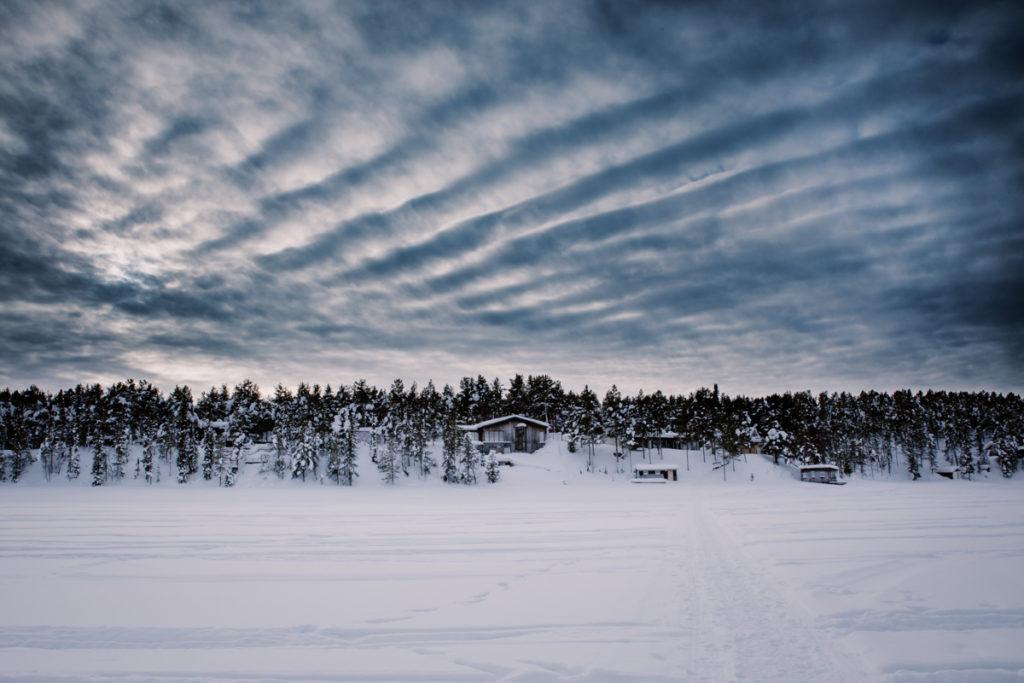 photography landscape lapland sweden