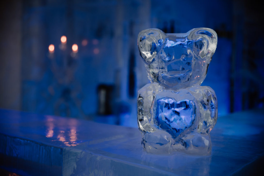 Jukkasjärvi icehotel sweeden details