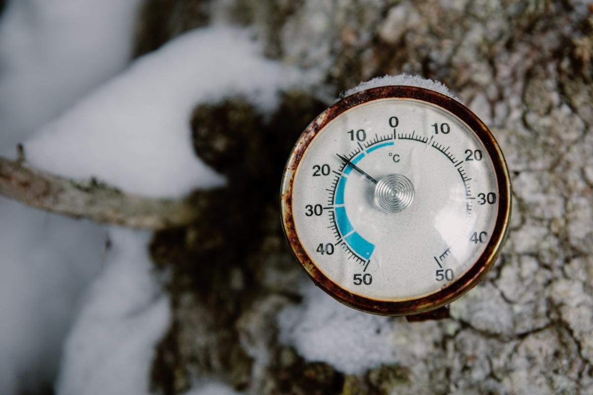 suède températures hiver