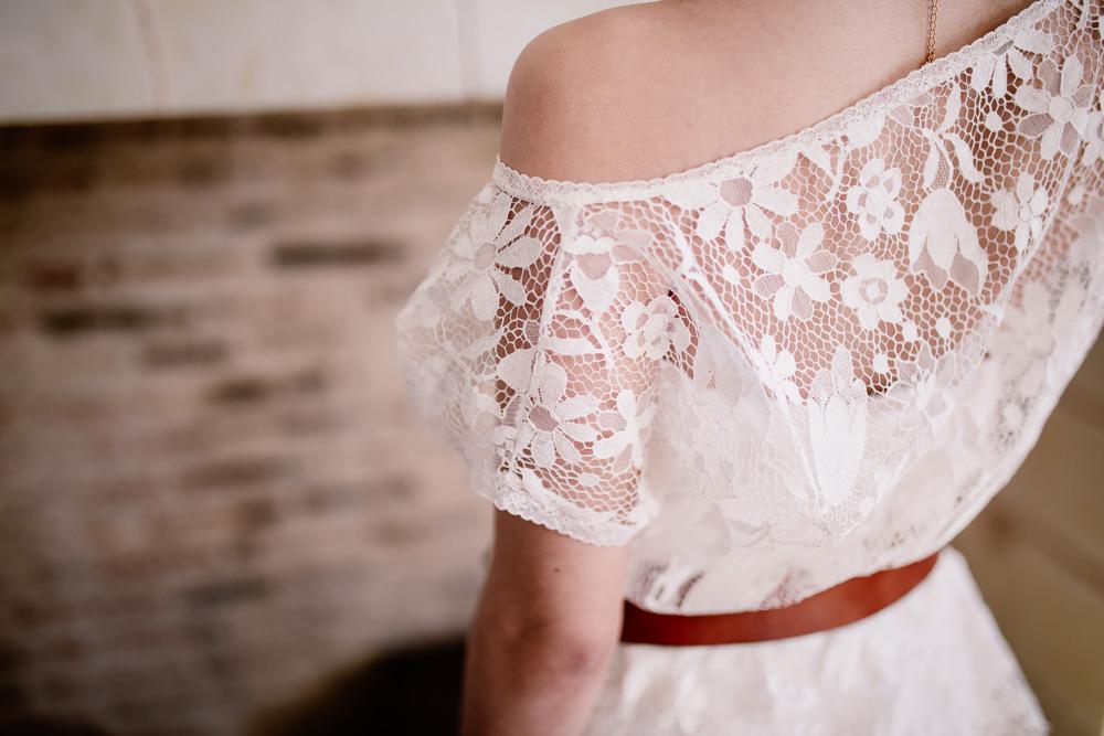 créatrice robe de mariée Nantes kezaly