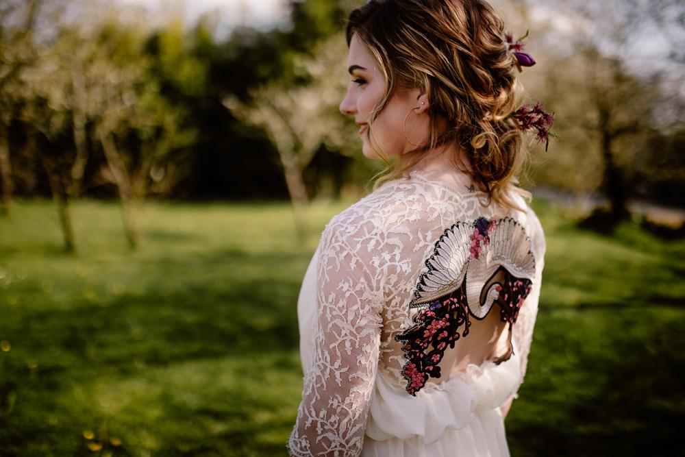 créatrice robe mariage Nantes couture Kezaly