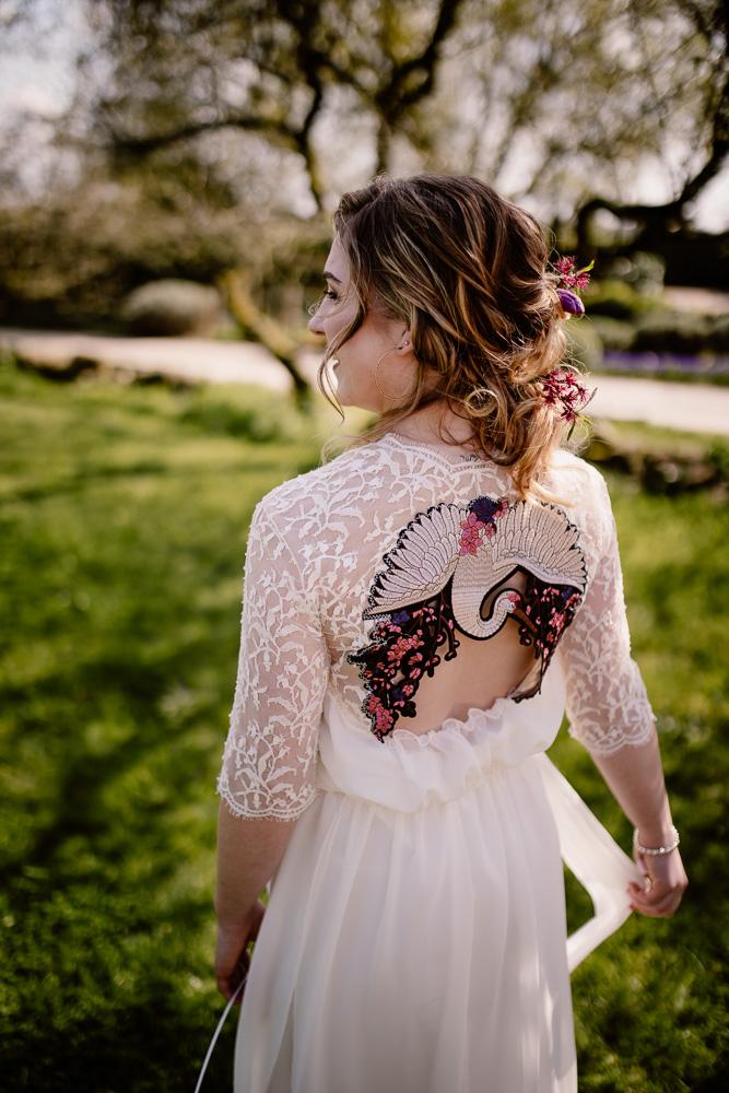 robe mariage créatrice Nantes Kezaly