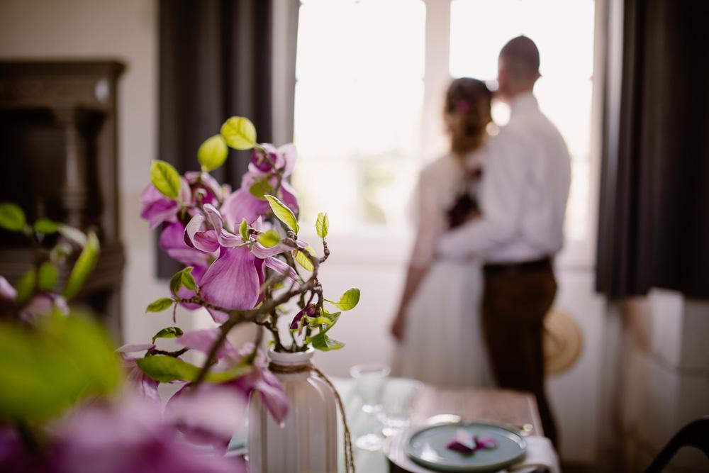 décoration table mariage Nantes