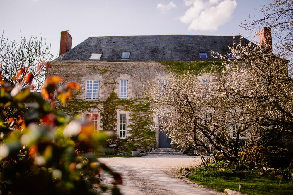 château de la garnison Orvault