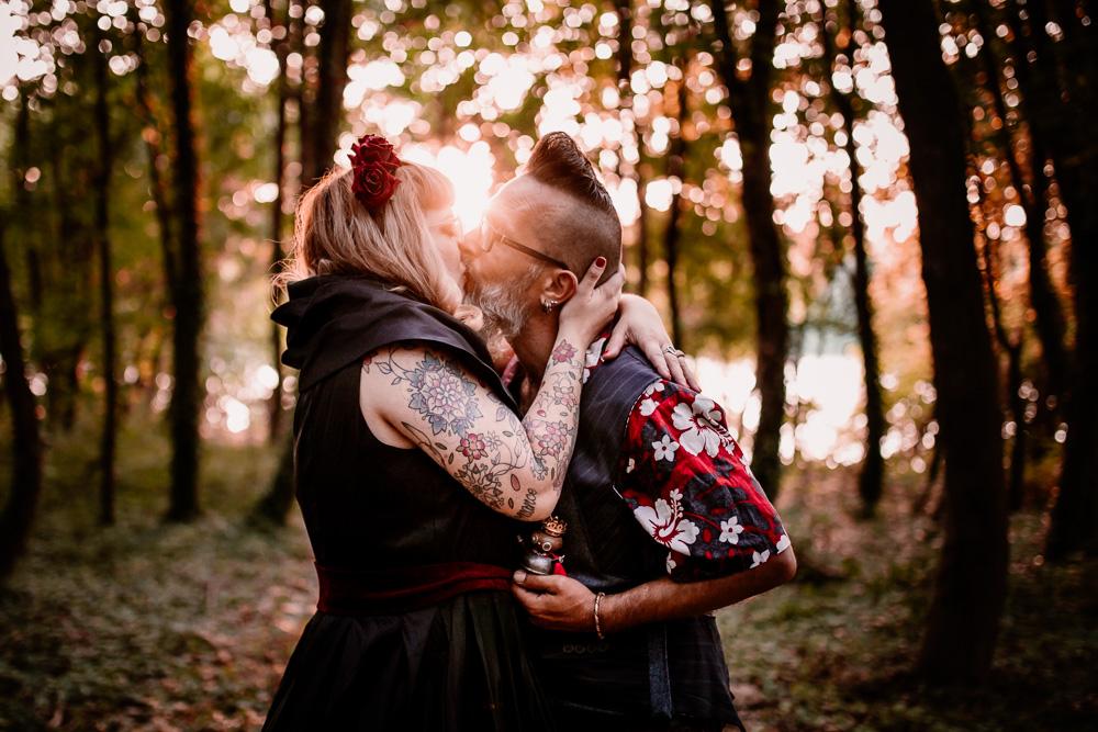 vidéaste mariage Nantes rock photographe