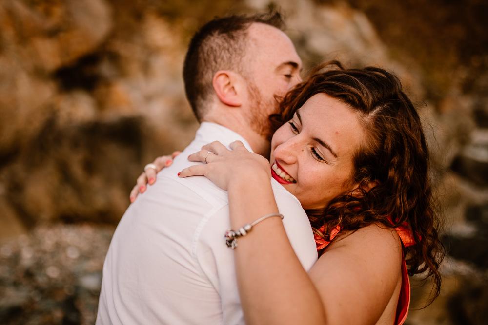 photographe mariage couple Bretagne