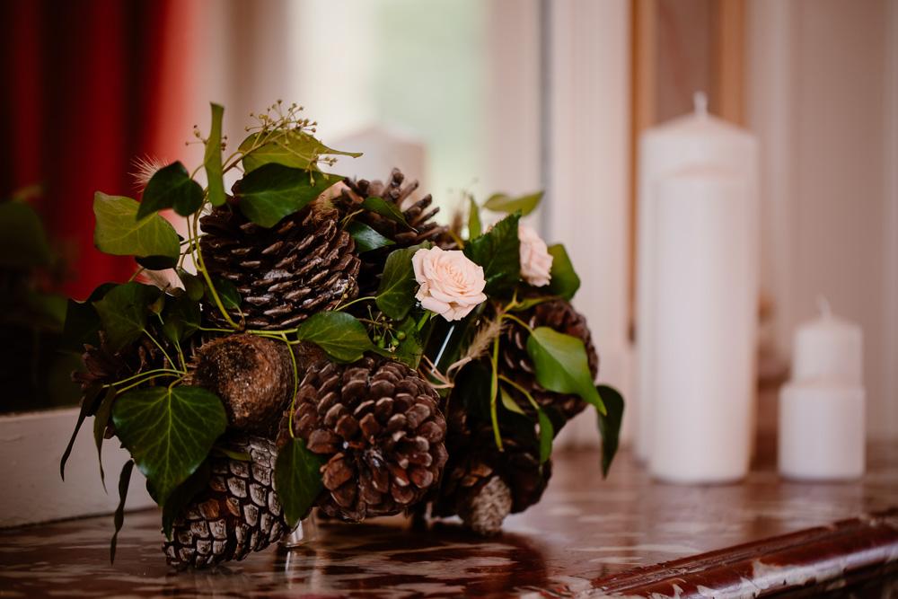 mariage hiver décoration