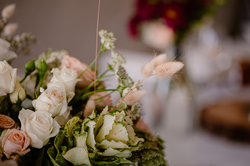 décoration table mariage hiver idées