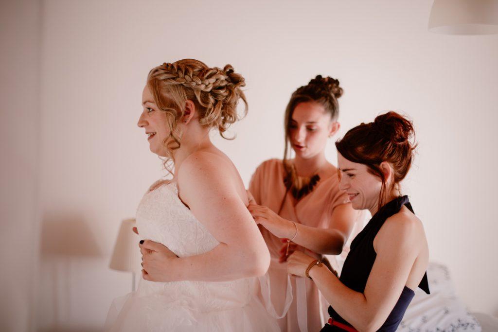 photographe mariage à Pornic