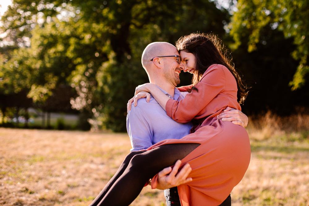 photographe couple parc de la chantrerie Nantes