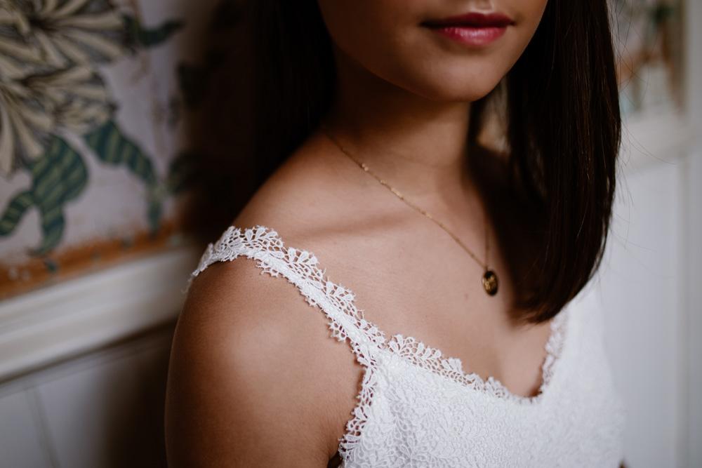 créatrice de robes de mariée kezaly Nantes