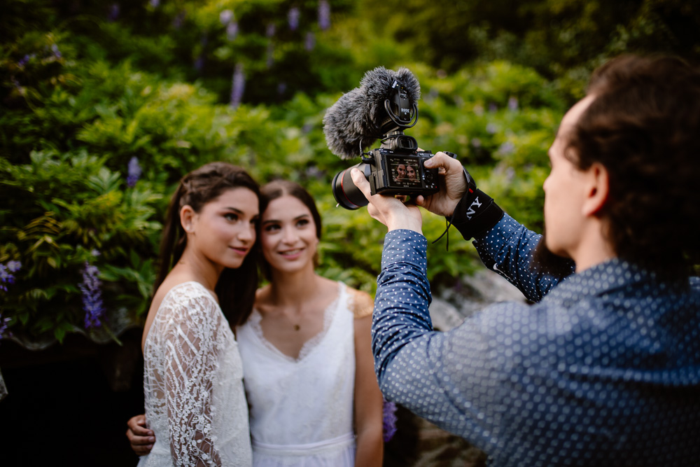 vidéaste mariage Nantes différents styles film