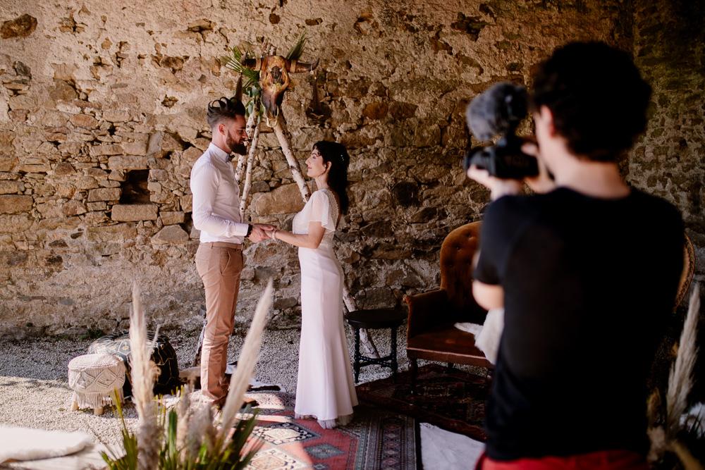 Les différents styles de vidéos de mariage